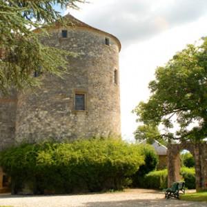 Montaigne - la tour © Anaka