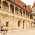 Le château de Nérac passe à l'heure d'été