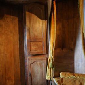 Maine Giraud - cellule de travail d'Alfred de Vigny © DR