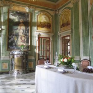 Arnaga - la salle à manger © Villa Arnaga