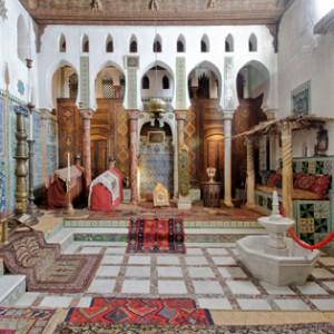 Maison de Pierre Loti - mosquée © DR