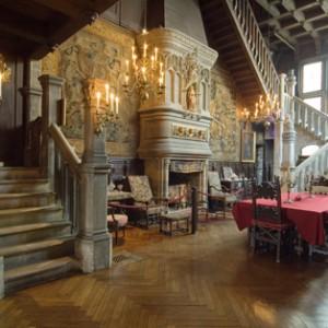 Maison de Pierre Loti - salle Renaissance © DR