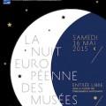 Nuit des musées – 16 mai 2015