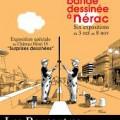 Surprises dessinées au Château Henri IV, Nérac