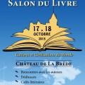Salon du livre au château de La Brède – 17 et 18 octobre