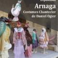 Exposition à la villa Arnaga – Costumes Chantecler de Daniel Ogier