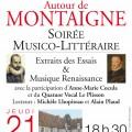 Soirée musico-littéraire au château de Richemont