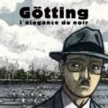 «Götting, l'élégance du noir» – exposition BD au château de Nérac