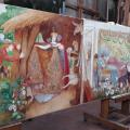 «Jean Veber, peintre des fées» exposé à la Villa Arnaga