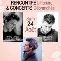 Rencontre littéraire et concerts débranchés au Pourtaou