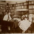 Colloque sur «les bibliothèques d'écrivain»