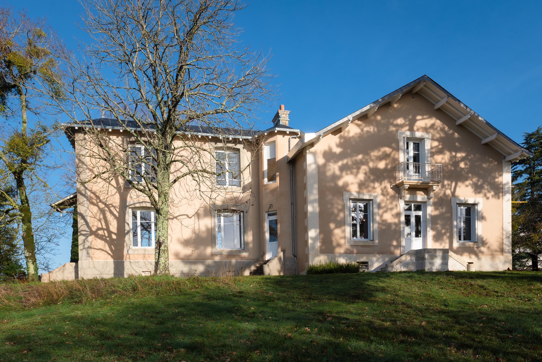 La Villa Bloch. Photo de Yann Gachet - Ville de Poitiers