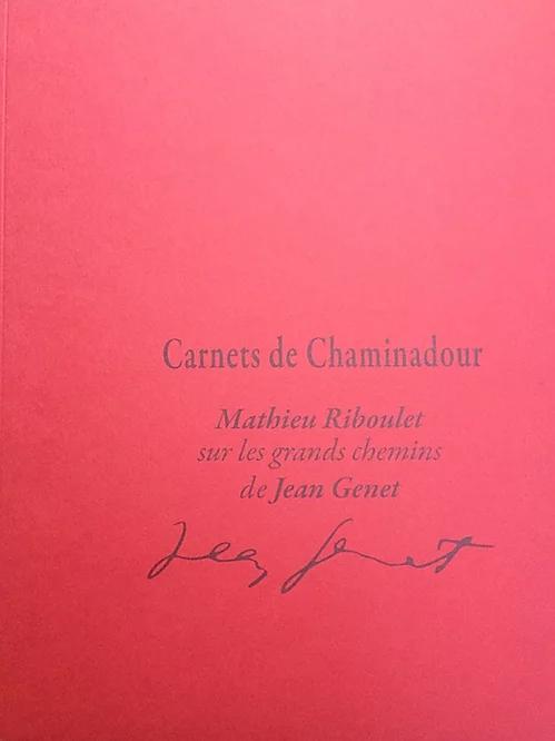 Chaminadour Carnets Riboulet