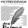 «Des livres et nous» à Peyrehorade