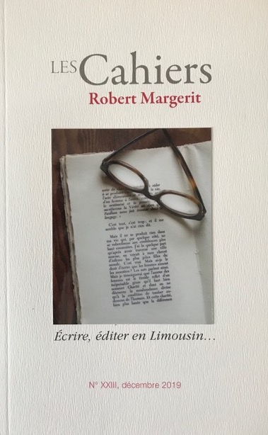 Robert Margerit cahiers