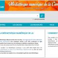 La Médiathèque numérique de la Corrèze ouverte aux Corréziens