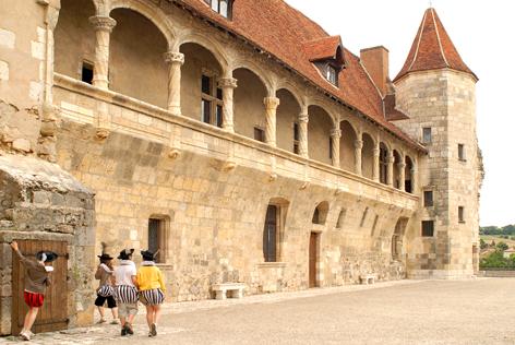 Château de Nérac par Anaka