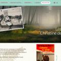 Un nouveau site Internet des Amis de Christine de Rivoyre
