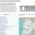 Maisons d'écrivain en Nouvelle-Aquitaine sur Wikipédia