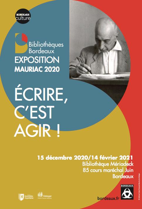 Expo Mauriac BM Bordeaux