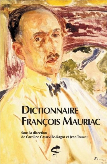 Dictionnaire Mauriac semi-poche Champion