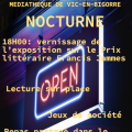 Prix Francis Jammes à Vic-en-Bigorre